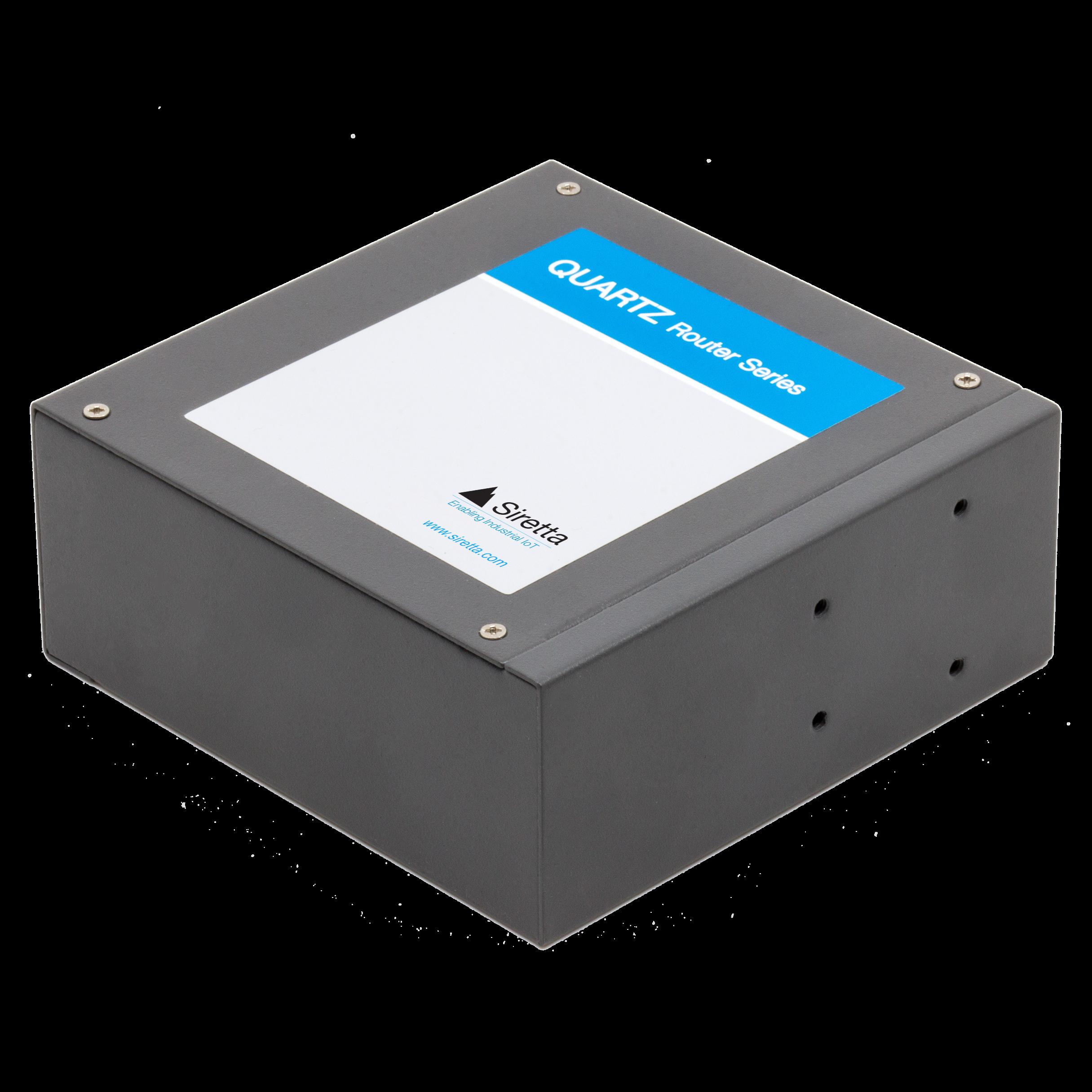 QUARTZ (EU) Dual LAN, Dual SIM, Digital I/O Industrial Router