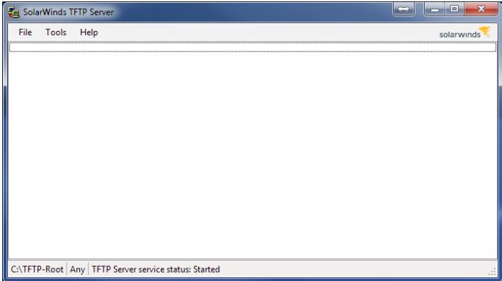 Siretta Router TFTP